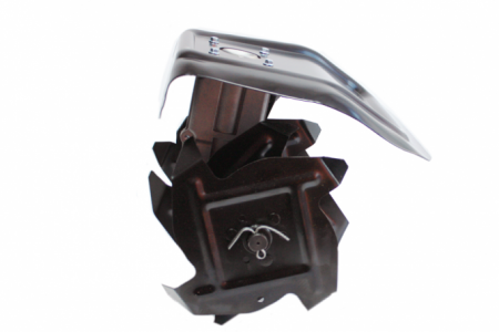Cultivator Micul Fermier 28mm*9T pentru motocositoare4