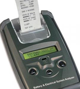 DTP800 - Tester baterie cu imprimanta Telwin1