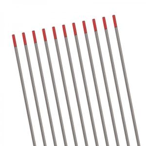 Electrozi wolfram WT20 (rosu) d=2.4 mm1