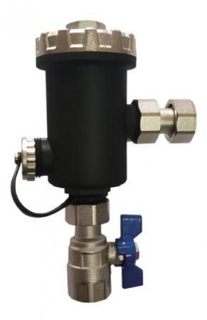 Filtru antimagnetita Motan G0201 3/4, protejeaza si creste fiabilitatea centralei