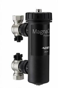 Filtru antimagnetita instalatie termica Magna Clean Professional 2XP 28 mm(1'')0