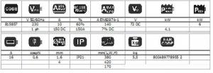 FORCE 165 + MASCA CRISTALE LICHIDE - Invertor sudura TELWIN2
