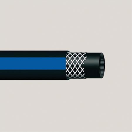 Furtun de aer din PVC cu insertie textila, 15 m lungime, diametru interior 8 mm, include cuple rapide [1]