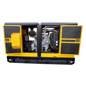 Generator Diesel Insonorizat Stager YDY100S3 1500 rpm1