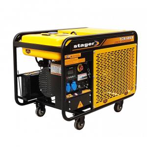 Generator uz general Stager YDE12E3, diesel, trifazat0