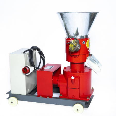 Granulator furaje Micul Fermier FP200 fara motor [0]