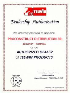INFINITY 220 - Invertor sudura TELWIN1