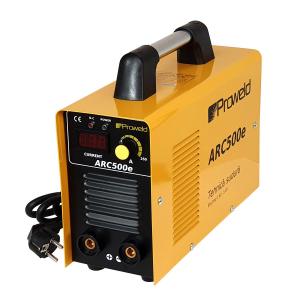 Invertor sudura Proweld ARC500e invertor sudura, electrod max. 5,00, 250A, 60%, valiza transport inclusa [2]