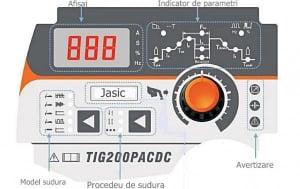 JASIC TIG 200P AC/DC (E201) - Aparate de sudura TIG AC/DC1