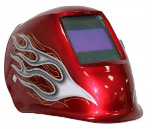 Masca de sudura cu cristale lichide 4 Senzori RED XL0