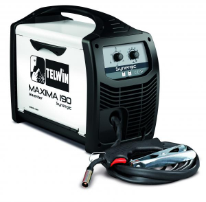 MAXIMA 190 SYNERGIC -  APARAT DE SUDURA TELWIN tip MIG-MAG0