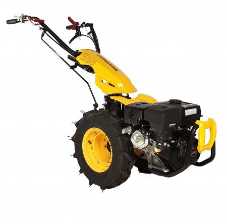ProGARDEN Campo U9 motocultor multifunctional 9CP, benzina, 3+2 viteze, reductor [BT330/G177] [1]