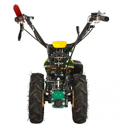 ProGARDEN Campo U9 motocultor multifunctional 9CP, benzina, 3+2 viteze, reductor [BT330/G177] [3]