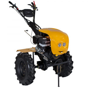 Motosapa profesionala Progarden HS1100-18 cu diferential si pornire electrica1