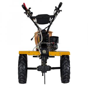 Motosapa profesionala Progarden HS1100-18 cu diferential si pornire electrica3