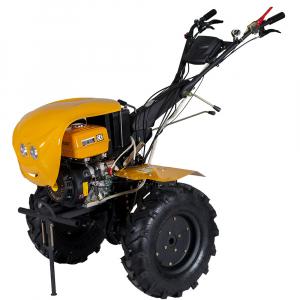 Motosapa profesionala Progarden HS1100-18 cu diferential si pornire electrica0