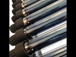 Panou solar cu tuburi vidate SPTV 200 AGTtherm - 20 tuburi, boiler 200 litri (cu sistem rapid)2