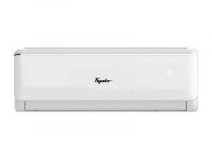Aer conditionat Inverter KYATO 12T32 12000 btu, A++, R32, filtru ion de argint, afisaj LED, alb