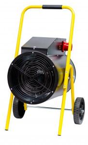 PRO 15 kW R - Aeroterma electrica INTENSIV, 400V1