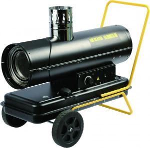 PRO 20kW I-Diesel - Tun de caldura pe motorina cu ardere indirecta Intensiv0