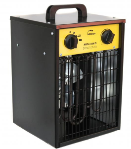 PRO 3 kW D - Aeroterma electrica INTENSIV, 230V [0]