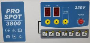 PRO SPOT 3800 230V - Aparat pentru tinichigerie auto2