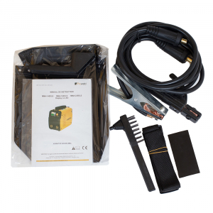 ProWeld MMA-220DLS - Invertor sudura, profesional, IGBT, Garantie 3 ani2