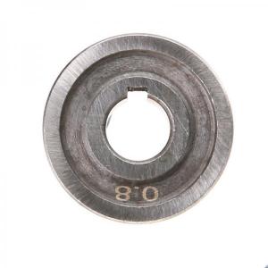 Rola antrenare cu pana pentru sarma otel 0.6 - 0.8 mm cod.100483542
