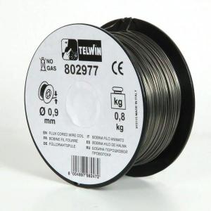 Sarma sudura cu flux Telwin 0.9 mm rola 0.8 kg - pentru sudura fara gaz2
