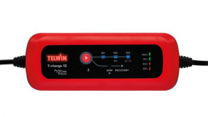 T-Charge 12 - Redresor auto TELWIN1