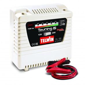 TOURING 15 - Redresor auto TELWIN1
