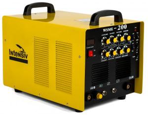 WSME 200 AC/DC - Invertor de sudura aluminiu TIG/WIG INTENSIV0