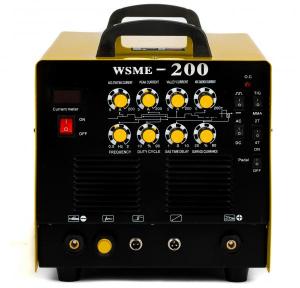 WSME 200 AC/DC - Invertor de sudura aluminiu TIG/WIG INTENSIV1