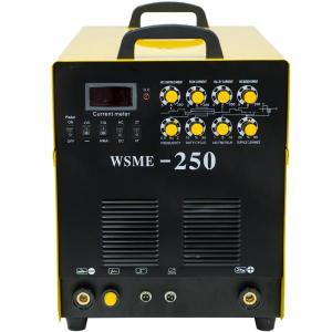 WSME 250 AC/DC 400V - Invertor de sudura aluminiu TIG/MMA INTENSIV2