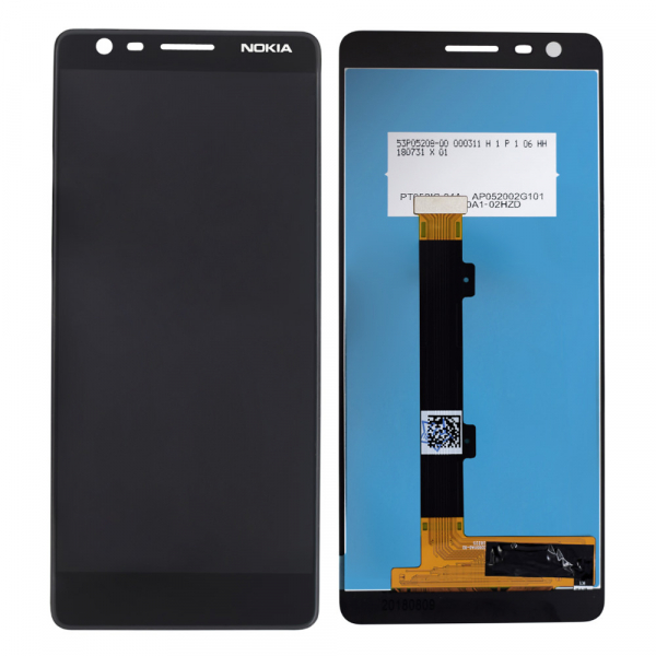 Nokia 3.1 | + Touch | Black 0