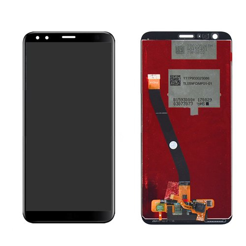 Huawei Honor 7X | + Touch | Black 0