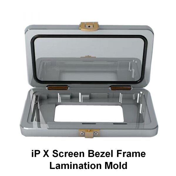 iPhone X LCD Screen Frame Laminating Mold [0]