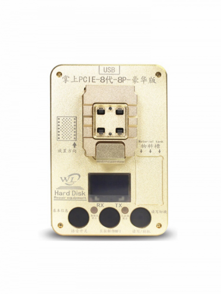 WL PCIE NAND Programmer Flash IC Chip | iPhone 8 / 8 Plus | iPhone X 0