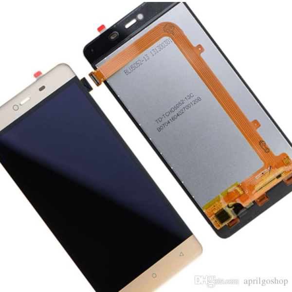 Allview P8 Energy mini | + Touch | Gold 0