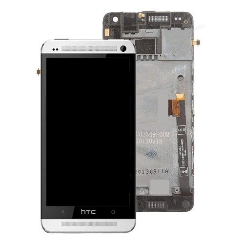 HTC One M7 | Complet | Silver 0
