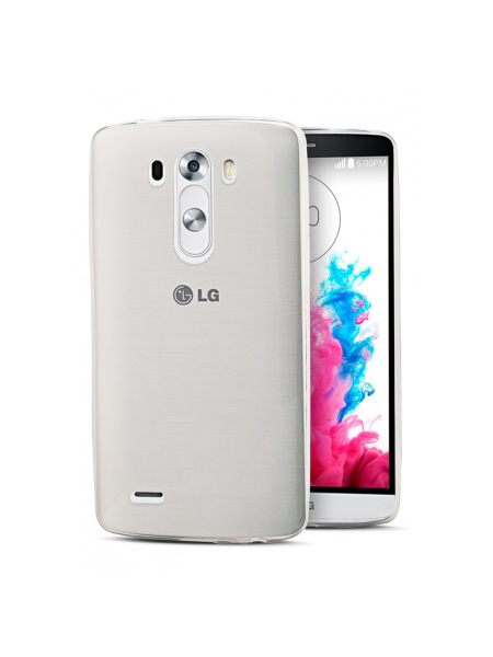 Husa LG G3 | Crystal Series | Clear 2