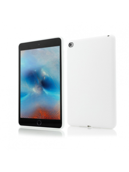 Husa iPad Air 2 | TPU Grid Series | White 0