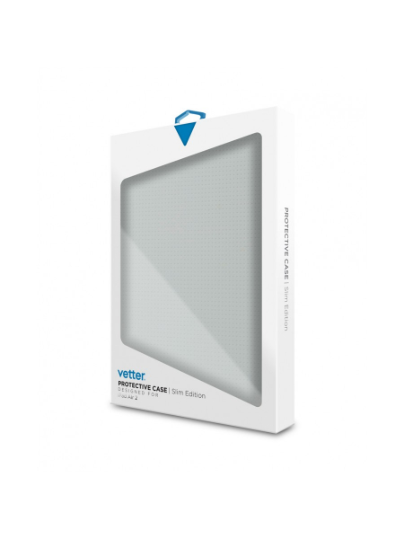 Husa iPad Air 2 | TPU Grid Series | White 1