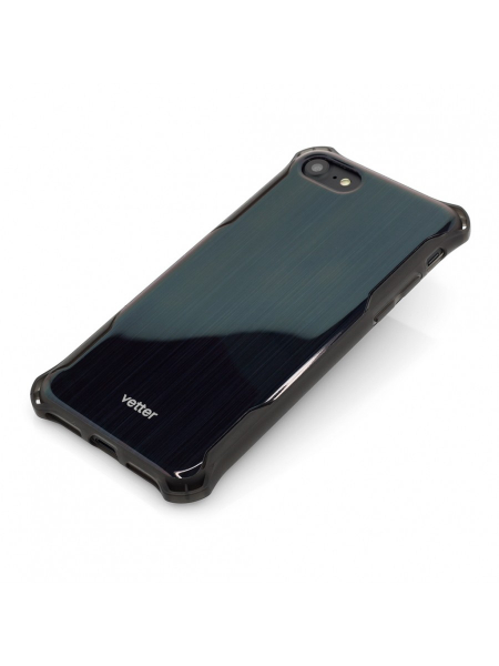 Husa iPhone 8, 7 | Clip-On Hybrid Xtra Protection | Graphite 2