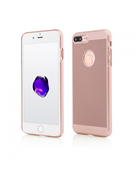 Husa iPhone 8 Plus, 7 Plus | Clip-On Vent Series | Rose 0