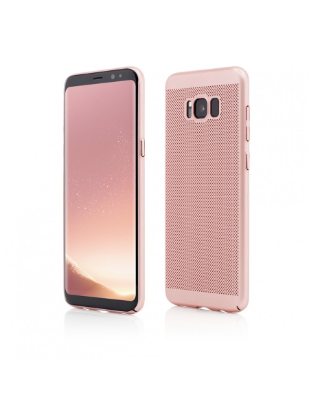 Husa Samsung Galaxy S8 Plus G955 | Clip-On Vent Series LTD | Rose 0