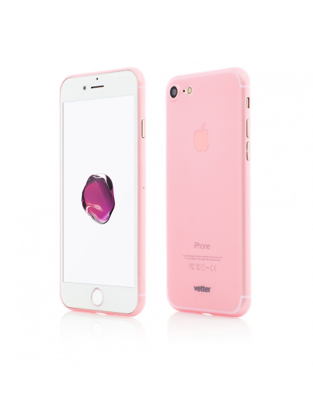 Husa iPhone 8, 7 | Clip-On | Ultra Thin Air Series | Pink 0