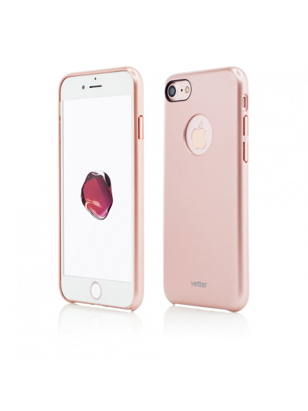 Husa iPhone 7 | Clip-On Slim Magnetic Series | Rose Gold [0]