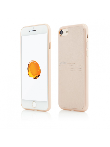 Husa iPhone 8, 7 | Clip-On Slim | Classic Series | Gold 0