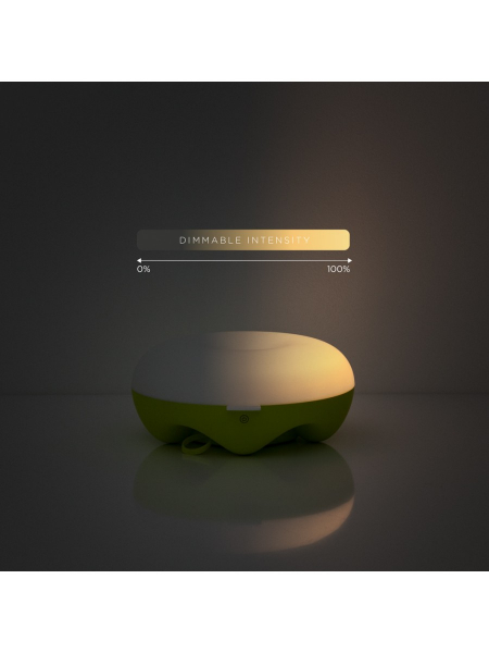 Magic Lamp | Led Dimmable | with Gesture Control | Green [1]